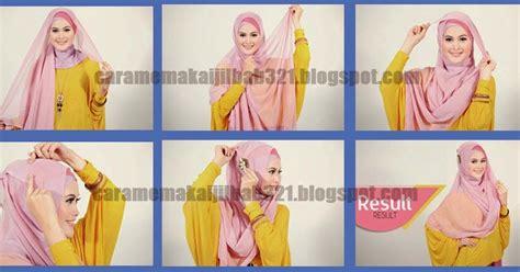 ragam jenis dan model kerudung paris yang modis 6 cara memakai jilbab paris ke kantor simpel 2017