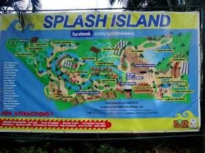 splash map picture of splash island binan city