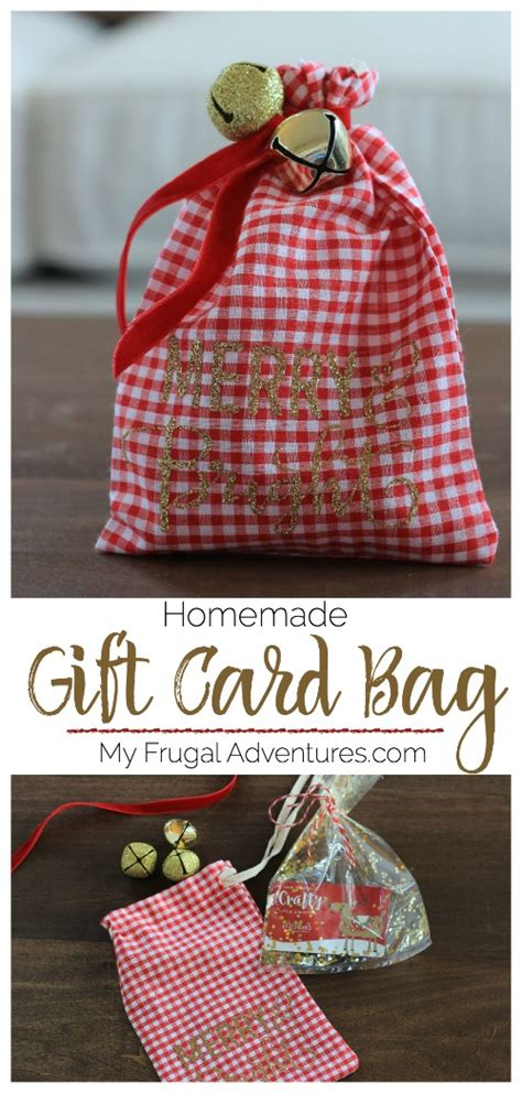 Gift Card Affiliate - simple gift card gift wrap idea my frugal adventures