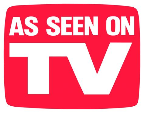 As Seen On Tv by As Seen On Tv Logo 72 1024 215 802 Cloaking Inequity