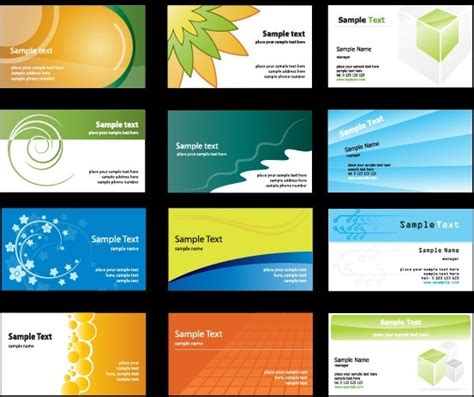 Simple End Card Template by Simple Card Template Free Vector In Encapsulated