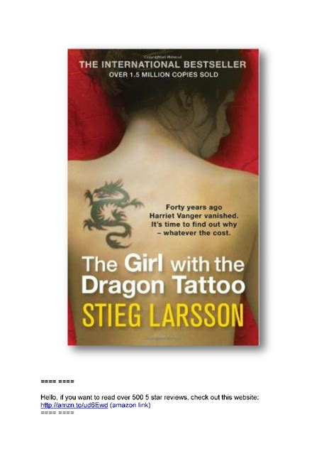 the girl with the dragon tattoo review the with the 5 review