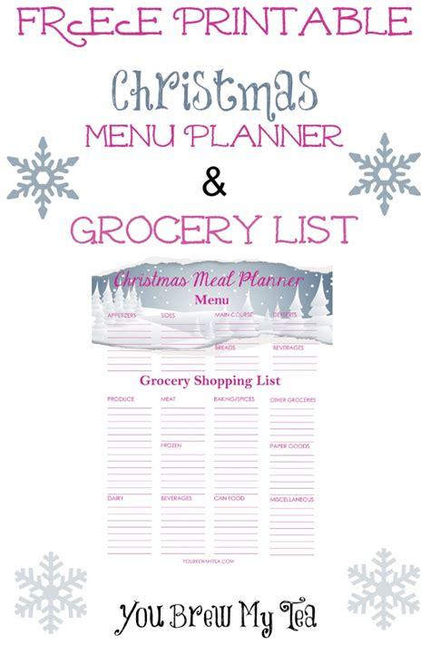 printable christmas menu so creative 14 christmas printables