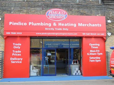 Plumbing Merchants by The Big Pimlico Merchants Makeover Complete Pimlico