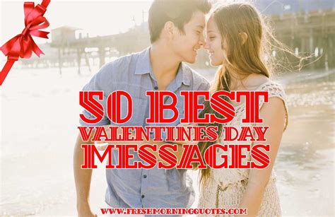best day messages 50 best valentines day sms messages freshmorningquotes