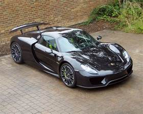 Porsche 918 Uk Price Spectacular 2015 Porsche 918 Spyder For Sale In The Uk