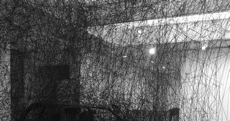 oh by the way beauty installation geoffroy mottart oh by the way beauty installation chiharu shiota