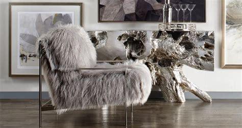 Fur Decor by Fur Decor Furniture Faux Fur Mongolian Z Gallerie
