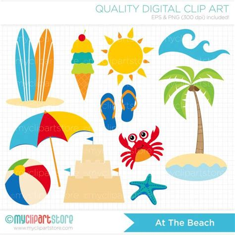 summer themed pictures summer themed clip art clipart best