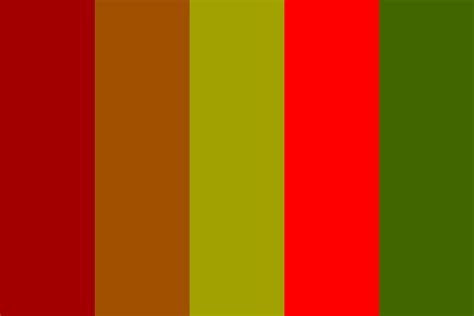 blood color blood colors a1 color palette