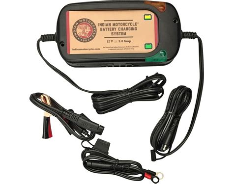 battery charger motorcycle battery tender indian motorcycle