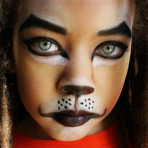 nala lion king makeup lion face paint lion of judah by melaniumom via flickr