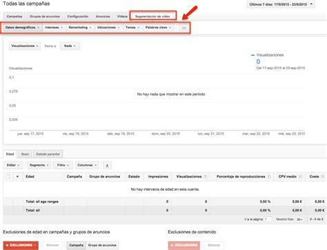 dentro de adwords dentro de adwords anuncios en youtube formatos y