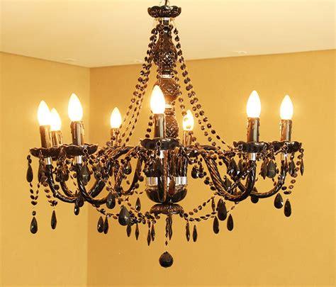 candelabro gigante lustre candelabro preto grande ess 234 ncia m 243 veis de design