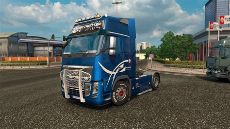 2010 volvo truck awesome euro truck simulator 2 blog south africa 2010 skin