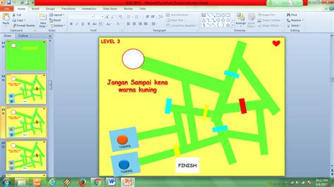 membuat quiz di powerpoint cara dan trik membuat game quiz tanpa coding di powerpoint