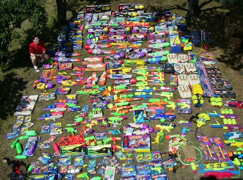 collecting the world the chrisreid s super soaker collection
