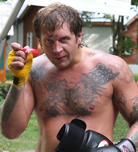 alexander emelianenko tattoos fedor emelianenko trains with aleksander for bout