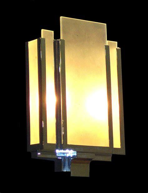 Home Theater Wall Sconces Lighting Art Deco Modern Lighting Claridge S Wall Light