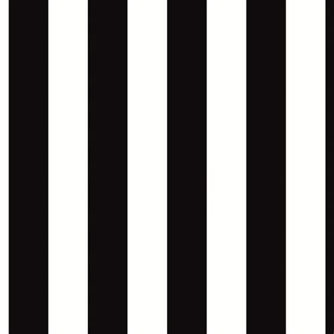 Black And White Striped Wallpaper Ebay | black and white striped wallpaper 1 25 quot wide ebay