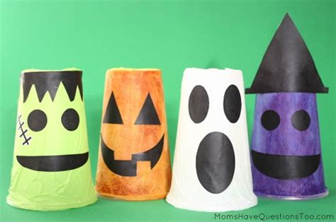 Crafts With Paper Cups - tissue paper cups craft