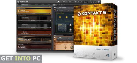 download kontakt 5 full version native instruments native instruments kontakt free download