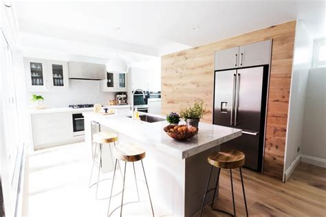 The Block Kitchens 2015 by The Block Threat Week 8 Kitchen Room Reveals