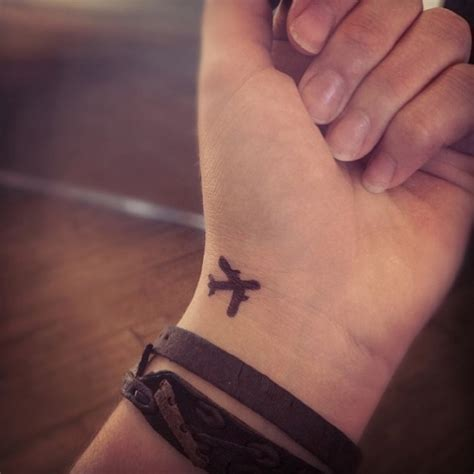 small airplane tattoos 39 best skydive ideas images on