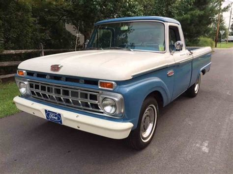 1965 Ford F100 by 1965 Ford F100 For Sale Classiccars Cc 1031195