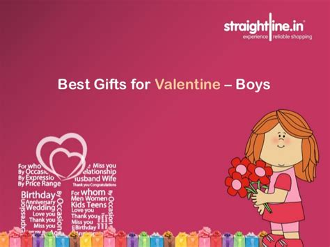 best valentine gifts best valentine s day gifts ideas for boys 2014