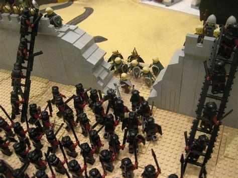 Ready Lego 79014 The Hobbit Dol Guldur Battle Murah epic battle for middle earth in lego form geektyrant