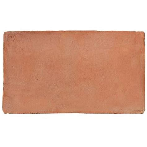solistone made terra cotta rectangulo 6 in x 12 in