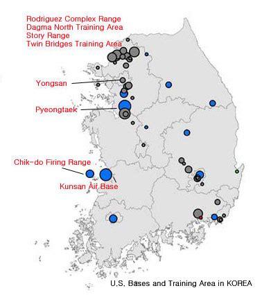 us air bases in korea map c casey south korea map car interior design