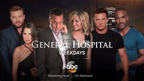 abc general hospital cast spoilers the young and the general hospital spoilers november 13 17 2017 tv