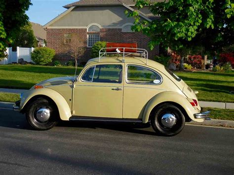 Volkswagen Beetle 1970 For Sale by 1970 Volkswagen Beetle For Sale Classiccars Cc 1001221
