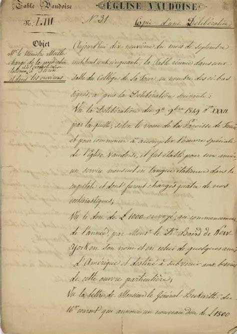 tavola valdese archivio storico della citt 224 di torino