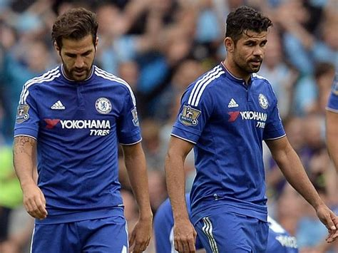 diego costa showing complacency from lack of competition for chelseas who is most at fault in the crisis at chelsea