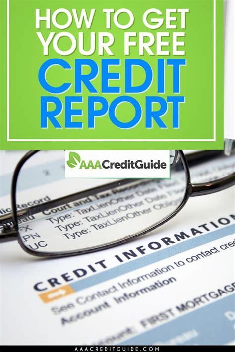free credit report credit report and free credit on