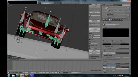 blender 3d rigging tutorial blender tutorial auto car rig deutsch youtube