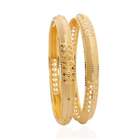 home design gold embossed design gold bangles sakhigold