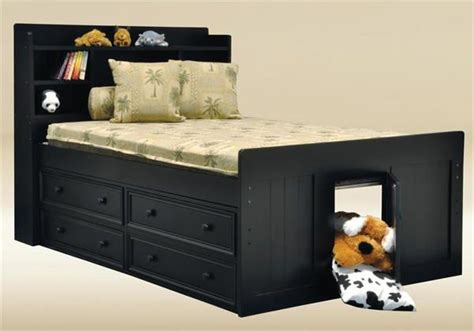 full size captain bed full size captain bed plans woodworking projects plans