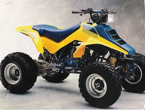 atv facts and history about atv