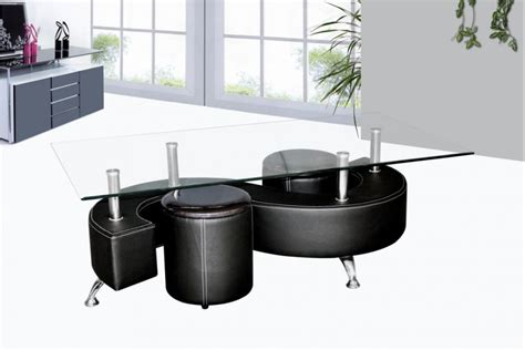 Exceptionnel Cuisine Avec Table Bar #5: table-basse-design-simili-cuir-blanc-wendy-avec-2-assises.jpg