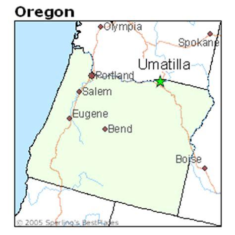 map of umatilla oregon best places to live in umatilla oregon