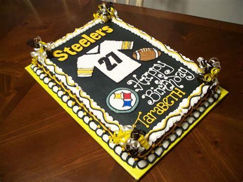 steelers birthday cake flickr photo sharing