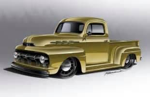 51 Ford Truck 51 Ford Truck Ragle Design