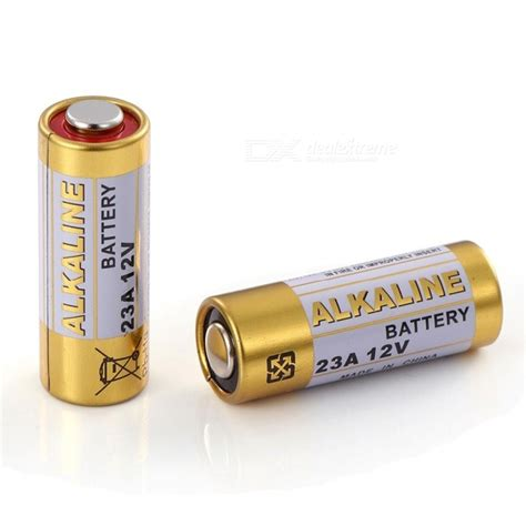 Baterai Remote Mobil Powercell Alkaline Battery 23a 12v Warna Ema kitbon 23a 12v alkaline battery 5 pcs free shipping dealextreme