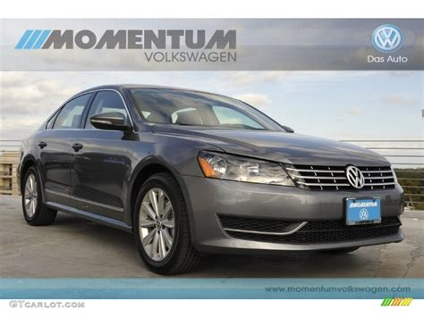 gray volkswagen passat the gallery for gt volkswagen passat 2012 gray