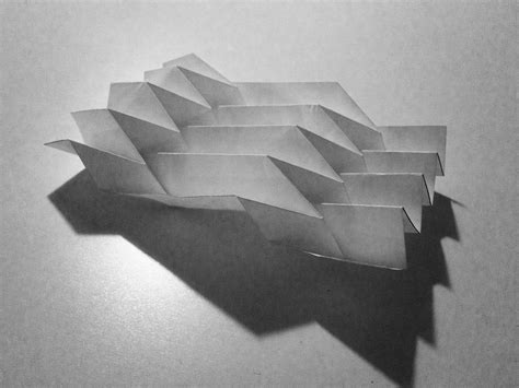 paper fold | Pretty Little Secrets A-paper