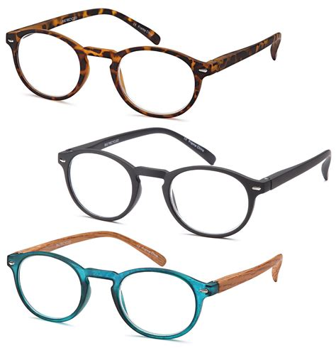 8 Pretty Pairs Of Readers by Galleon Gamma Readers Pairs Of P3 Style